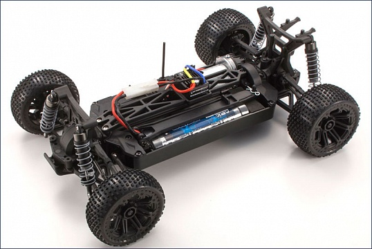 1/10 EP 4WD RACING BUGGY DIRT HOG (Orange) №3