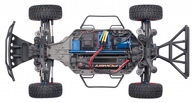 Slash 4x4 Ultimate VXL Brushless 1/10 RTR с системой стабилизации + NEW Fast Charger №18