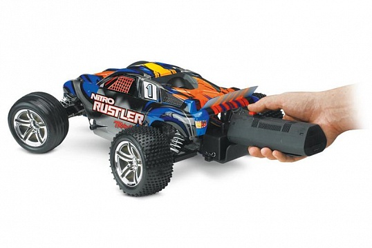 Nitro Rustler 2WD 1/10 RTR + NEW Fast Charger №10