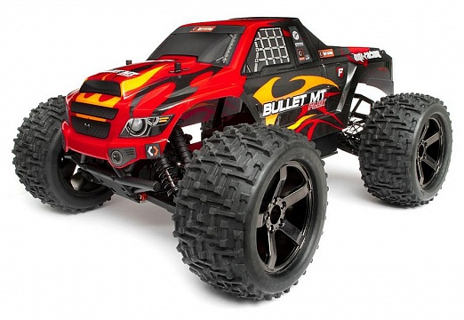 Монстр 1/10 электро - Bullet MT FLUX RTR 2.4 GHz (влагозащита) 4WD (NEW) №4
