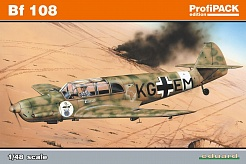 1/48 Bf108B Fighter (Profi-Pack Plastic Kit)