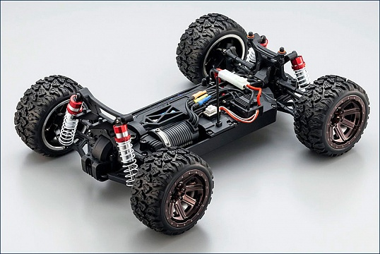 1/10 EP 4WD Rage VE RTR №2