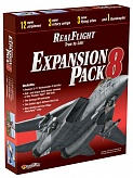 REALFLIGHT G5 EXP PACK 8