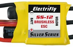 Silver Series 12A Brushless ESC 5V/1A BEC