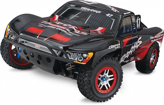 Slash 4x4 Ultimate VXL Brushless 1/10 RTR с системой стабилизации + NEW Fast Charger №6