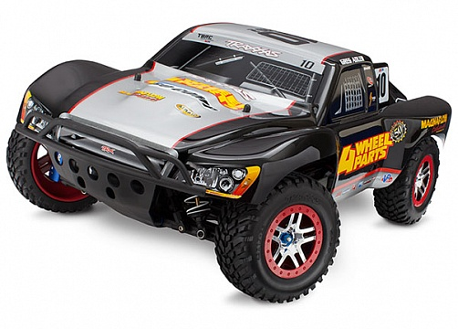 Slash 4x4 Ultimate VXL Brushless 1/10 RTR с системой стабилизации + NEW Fast Charger №10