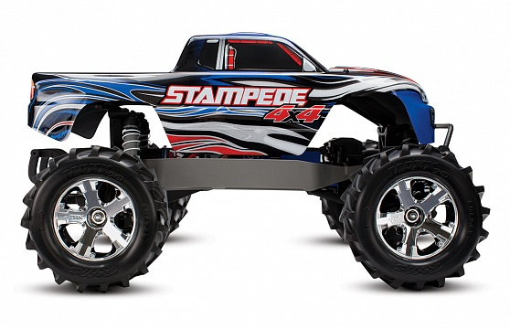 Stampede 4x4 1/10 RTR  + NEW Fast Charger №13