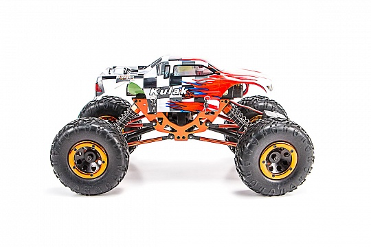 1/18 EP 4WD Electric Crawler (WaterProof) №3