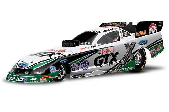 Funny Car NHRA Brushless 2WD 1/8 RTR №1