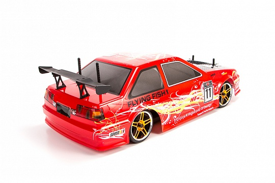 1/10 EP 4WD On Road Car Drift (WaterProof) 2 №2