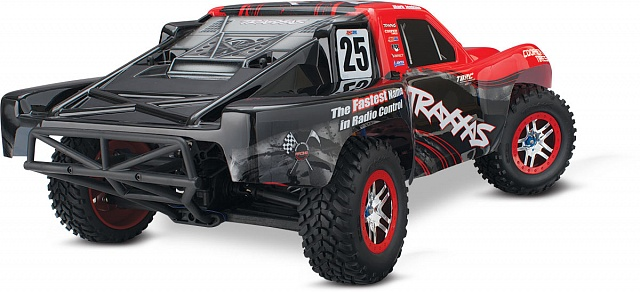 Slash 4x4 Ultimate VXL Brushless 1/10 RTR с системой стабилизации + NEW Fast Charger №3