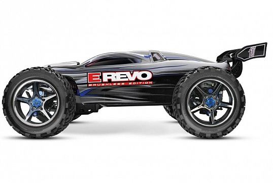 E-Revo Brushless 4WD Truck w/Bluetooth Module №1