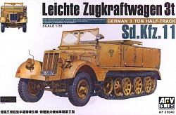 1/35 GERMAN 3 TON HALFTRACK