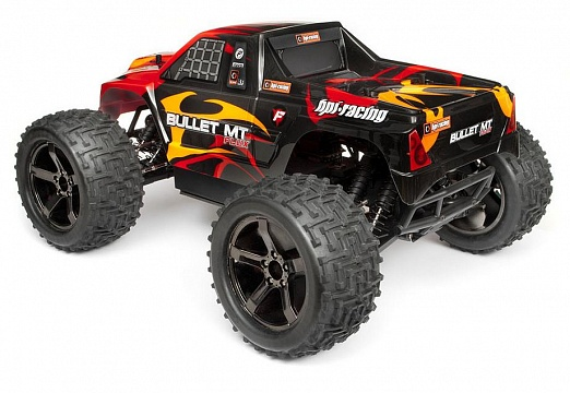 Монстр 1/10 электро - Bullet MT FLUX RTR 2.4 GHz (влагозащита) 4WD (NEW) №2