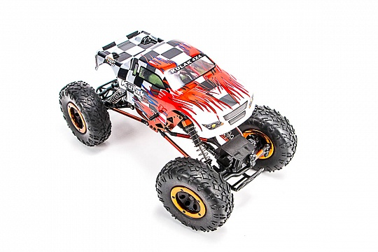 1/18 EP 4WD Electric Crawler (WaterProof) №2
