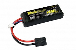 LiPo 11,1В(3S) 1400mAh 30C Soft Case Traxxas plug for TRAXXAS