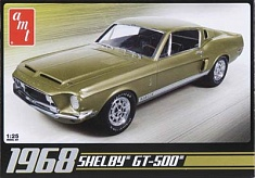 1/25 1968 Shelby GT500