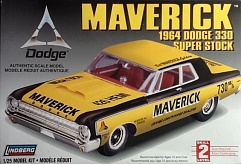 1/25 1964 DODGE 330 MAVERICK S