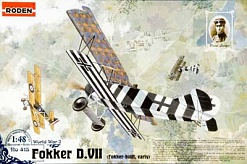 1/48 Fokker D.VII Early