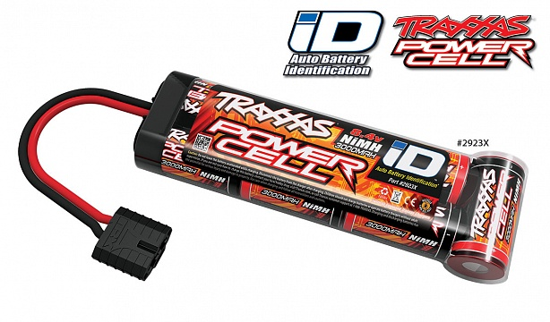 Rustler VXL Brushless 2WD 1/10 RTR + NEW Fast Charger №47