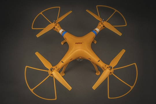 X8C 4CH quadcopter with 6AXIS GYRO (с камерой) №3