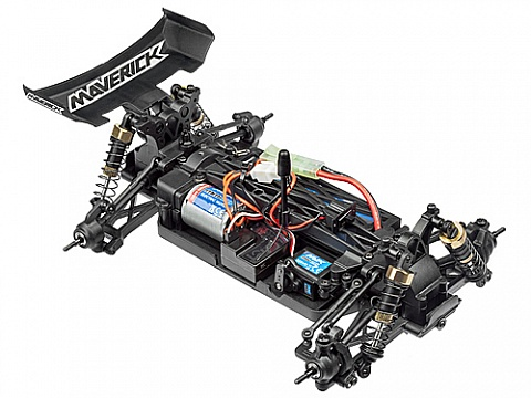 MAVERICK ION XB 1/18 RTR ELECTRIC BUGGY                                                               №10