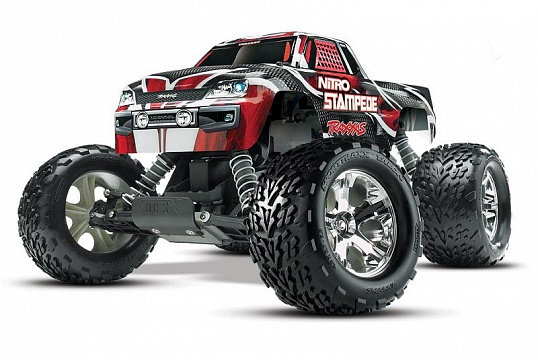 Nitro Stampede 2WD 1/10 RTR + NEW Fast Charger №5