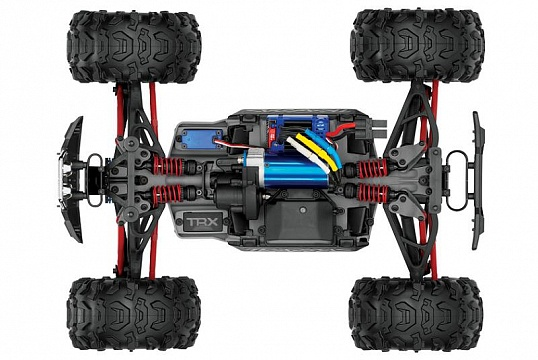 Summit 1/16 VXL Brushless 4WD RTR №12
