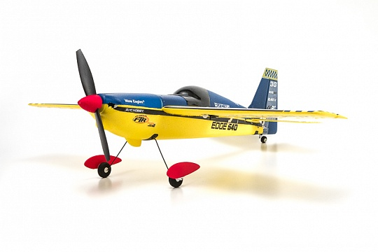 Edge 540 (blue yellow) 3G with Autopilot №3