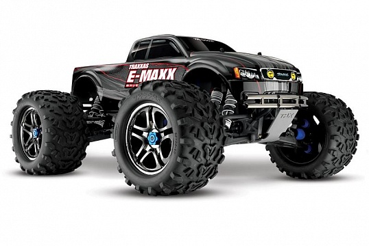 E-Maxx Brushless MXL 4WD 1/10 RTR (with Bluetooth module and telemetry) + NEW Fast Charger №1