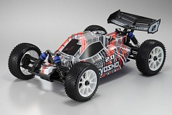 1/8 GP 4WD DBX 2.0 RTR (red)