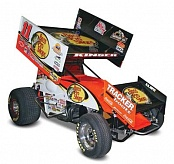 1/24 Steve Kinser #11 Bass Pro Shops Sprint Race Car