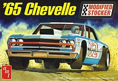 1:25 1965 Chevelle Modified Stocker