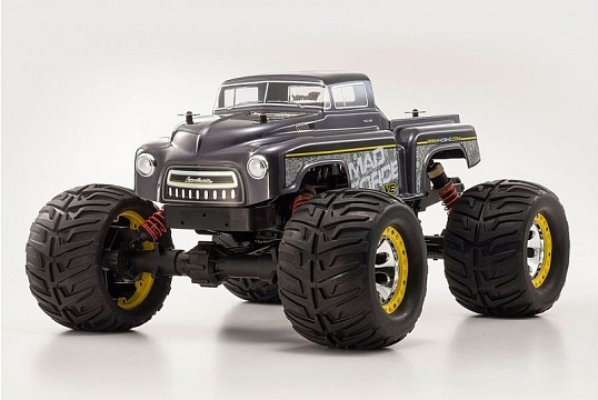 1/8 EP 4WD Mad Force Kruiser VE 2.0 RTR №4