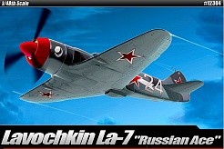 1/48 La7 Russian Ace Aircraft