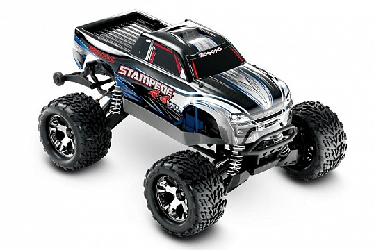 Stampede 4x4 VXL Brushless 1/10 RTR (ready to Bluetooth module) №3