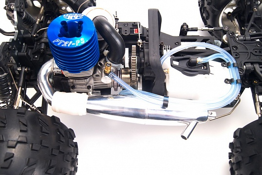 1/8 GP 4WD Off Road Monster (WaterProof) №9