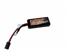 1400MAH 11.1V 25C 3S1P LIPO WITH ORIGINAL TRX CONNECTOR