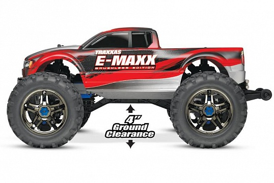 E-Maxx Brushless MXL 4WD 1/10 RTR (with telemetry) №11