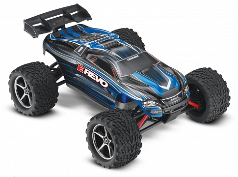 E-Revo 1/16 4WD RTR + NEW Fast Charger №1