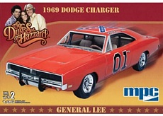1/25 Dukes of Hazzard General Lee 1969 Dodge Charger