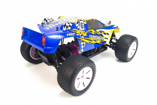 1/10 EP 4WD Off Road Truggy (WaterProof) №1