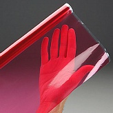 21st Century MicroLite Transparent Red