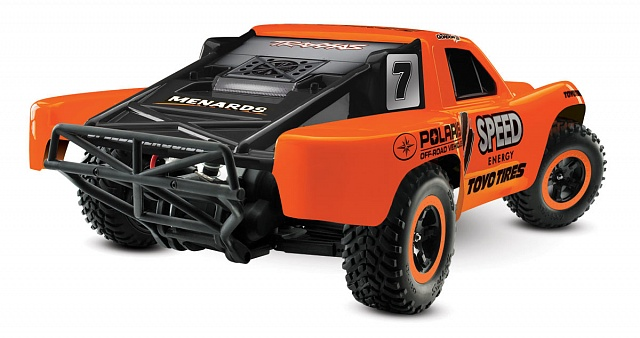 Slash 2WD 1/10 RTR + NEW Fast Charger №6