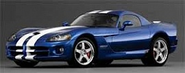 1/25 2006 VIPER COUPE SRT 10