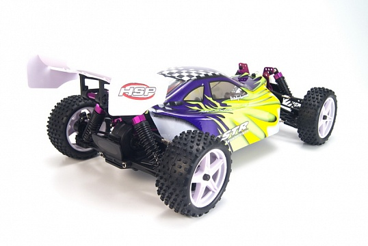 1/10 EP 4WD Off Road Buggy (WaterProof) №2