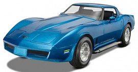 1/24 1982 Chevy Corvette