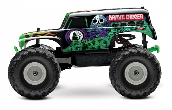 Grave Digger 1/16 2WD RTR №1