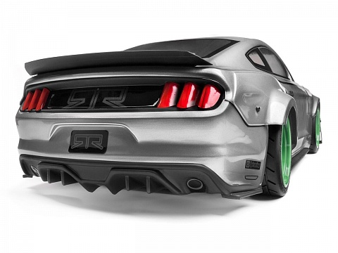 Туринг 1/10 -  RS4 SPORT 3 2015 FORD MUSTANG RTR SPEC 5 №20