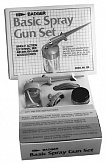 Basic Spray Gun Set